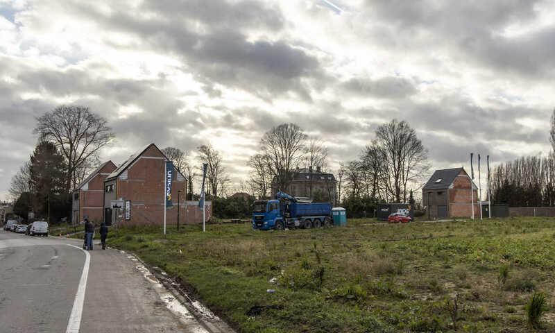 Oude Mechelsestraat - Landhuisveld