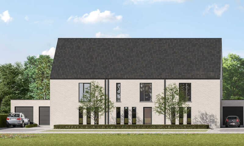 Aarschot - Hendrik Jannesstraat - Roodhuisveld