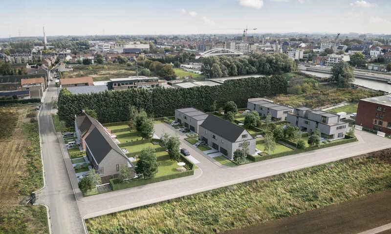 Harelbeke - Stedestraat - Groeningheveld